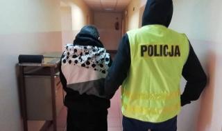Nastoletni włamywacz z Łęczycy zatrzymany przez policję. Jego celem były samochody, piwnice i altany